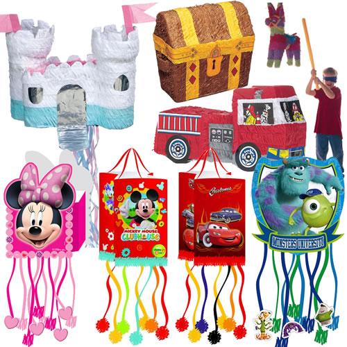 pinata deko spiele zum kindergeburtstag kinder geburtstag mega auswahl ebay. Black Bedroom Furniture Sets. Home Design Ideas