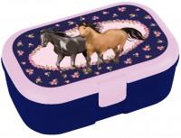"""Lunchbox """"Pferdefreunde"""" von Lutz Mauder"""