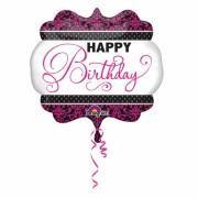 "XXL-Folienballon ""Happy Birthday"""