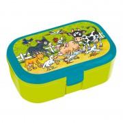 """Lunchbox """"Bauernhof & Tiere"""" von Lutz Mauder"""