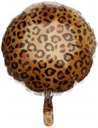 Folienballon Leopard