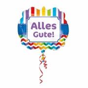 "XXL-Folienballon ""Alles Gute"""
