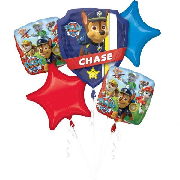Folienballon-Set Paw Patrol