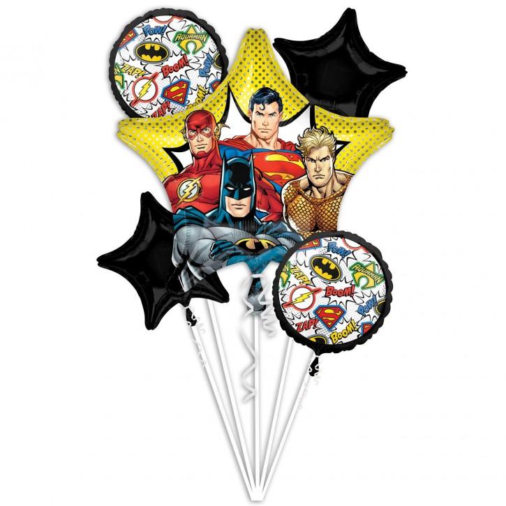 Folienballon-Set Justice League