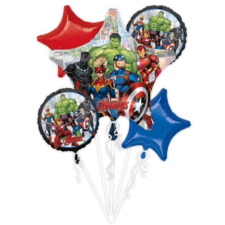 Folienballon-Set Avengers