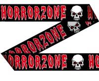 15m Deko Absperrband Horrorzone