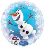 Folienballon Frozen Olaf der Schneemann