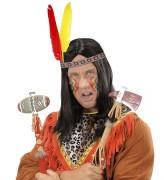 Stirnband Indianer