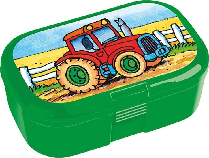 """Snackbox """"Traktor"""" von Lutz Mauder"""