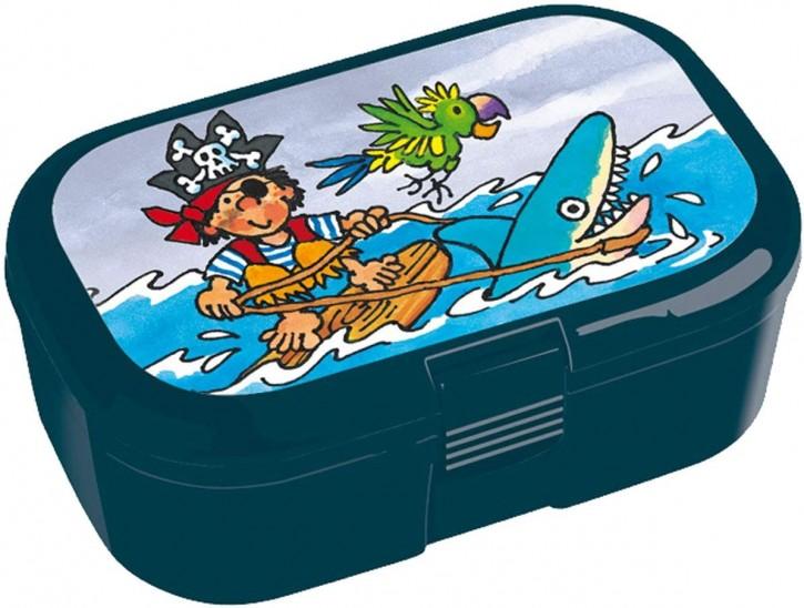 """Snackbox """"Pirat Pit Planke"""" von Lutz Mauder"""