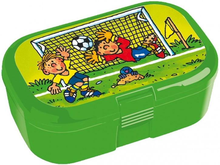 """Snackbox """"Fußballer Fritz Flanke"""" von Lutz Mauder"""
