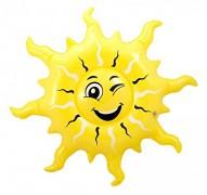 Aufblasbare Sonne