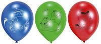 6 Luftballons Angry Birds