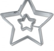 Ausstechform Stern