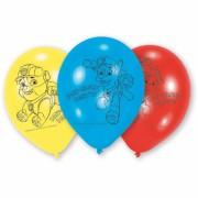 6 Luftballons Paw Patrol