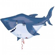 XXL Folienballon Haifisch
