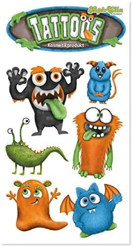 Süße Monster Tattoos