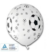 5 Luftballons Fußball