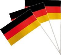 10 Flaggen Deutschland