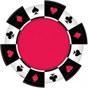 8 Teller Pokerspiel