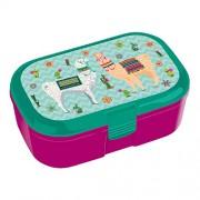 """Lunchbox """"Lama"""" von Lutz Mauder"""