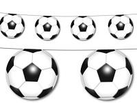 Wimpelkette Fußball