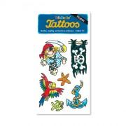 Piratenlotte Tattoos von Lutz Mauder