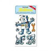 Roboter Roland & Co. Tattoos von Lutz Mauder