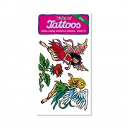 Elfen & Rose Tattoos von Lutz Mauder