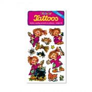 Hexe Violette Tattoos von Lutz Mauder