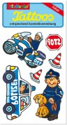 Polizei Tattoos