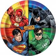 8 Teller Justice League