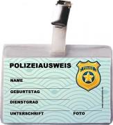 8 Polizeiausweise