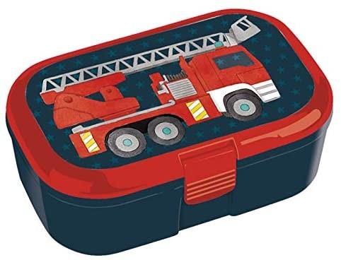 """Lunchbox """"Feuerwehr"""" von Lutz Mauder"""
