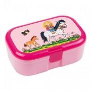 """Lunchbox """"Mädchen mit Pferd"""" von Lutz Mauder"""