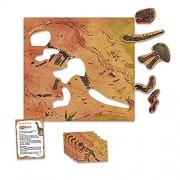 Schatz-Suchspiel Dinos und T-Rex