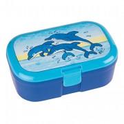 """Lunchbox """"Delfine"""" von Lutz Mauder"""