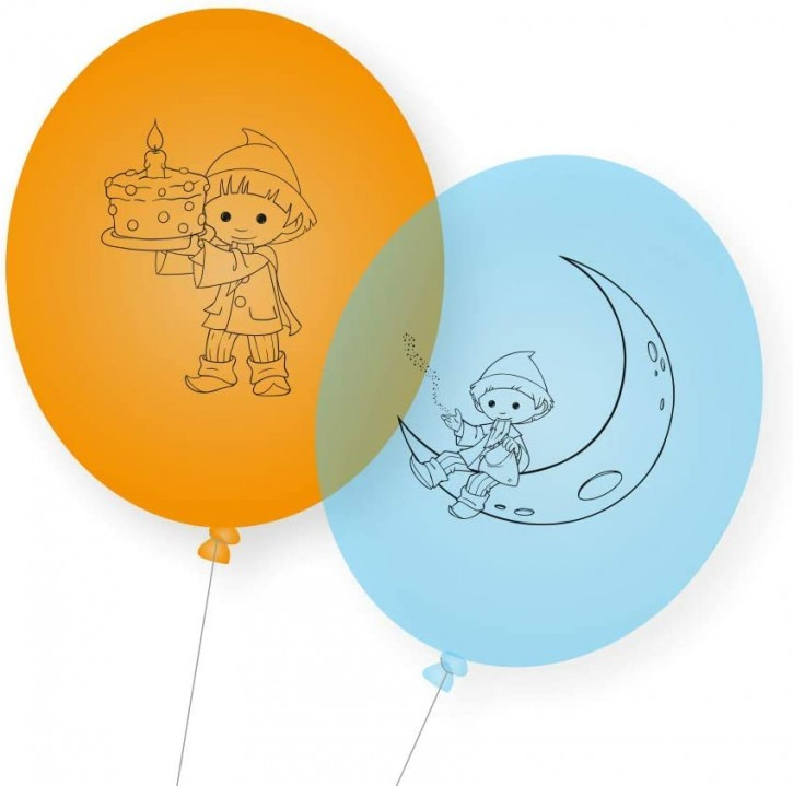 8 Luftballons Sandmann