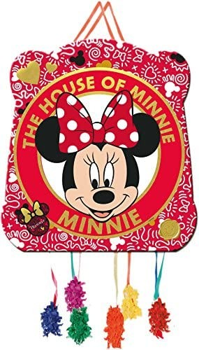 Pinata Minnie Maus