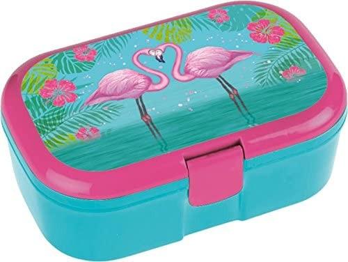 """Lunchbox """"Flamingo"""" von Lutz Mauder"""