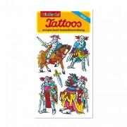 Ritter VI Tattoos von Lutz Mauder
