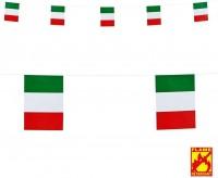 Flaggen-Girlande Italien