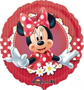 Folienballon Minnie und Daisy