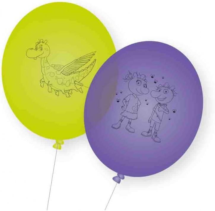 8 Luftballons Die Olchis