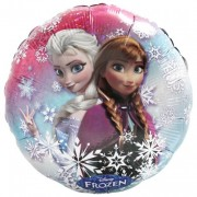 Folienballon Frozen - Happy Birthday!