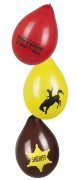 6 Luftballons Sheriff