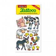 Bauernhoftiere Tattoos