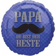 Folienballon Papa - Du bist der Beste