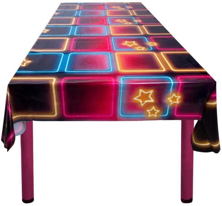 Tischdecke Disco