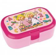 """Lunchbox """"Schulanfang Mädchen"""" von Lutz Mauder"""